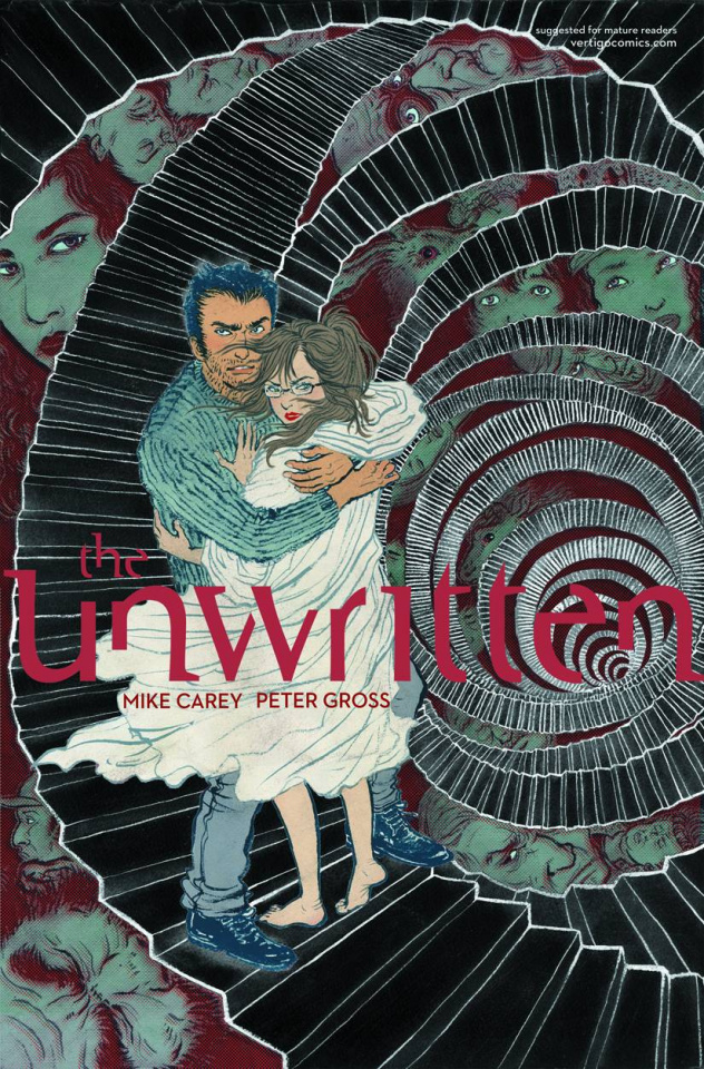 The Unwritten Vol. 8: Orpheus in the Underworlds