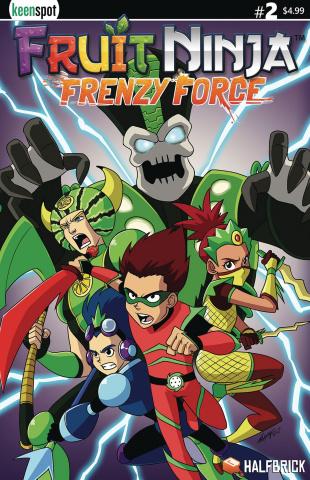 Fruit Ninja: Frenzy Force #2
