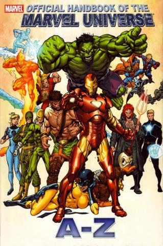 Secret Wars: The Official Guide of Marvel Multiverse #1
