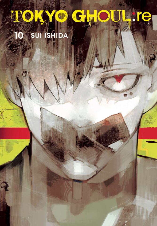 Tokyo Ghoul:Re Vol. 10