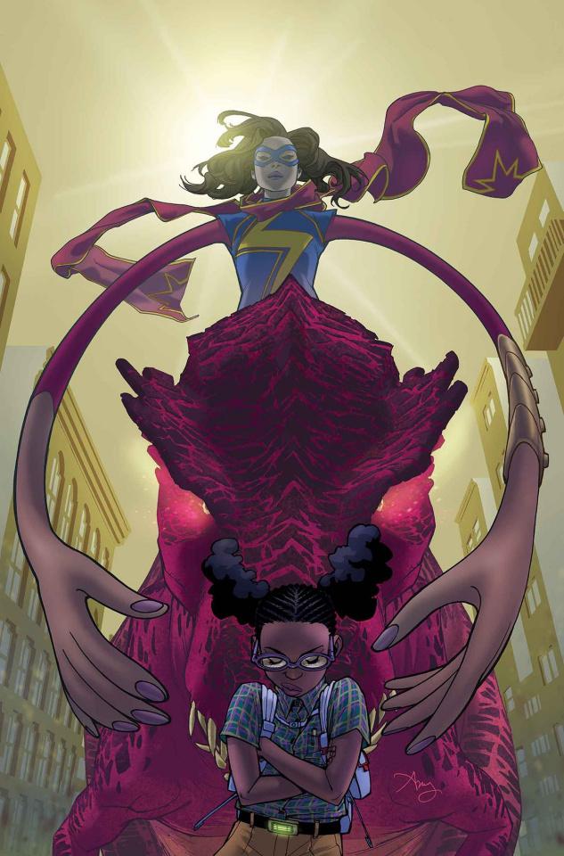 Moon Girl and Devil Dinosaur #10