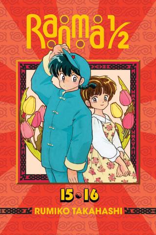 Ranma 1/2 Vol. 8 (2-in-1 Edition)