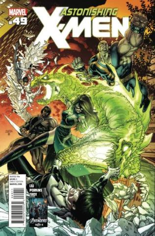 Astonishing X-Men #49