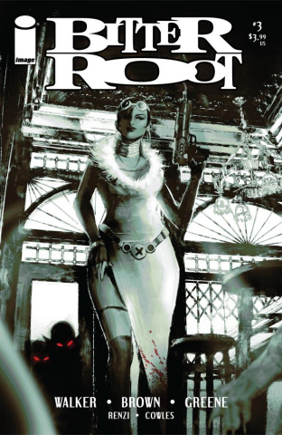Bitter Root #3 (Soto Cover)
