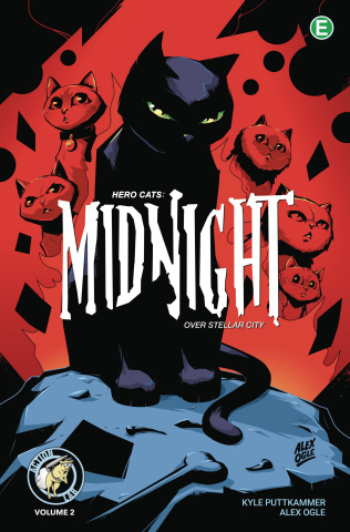 Hero Cats: Midnight Over Stellar City Vol. 2