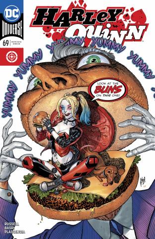 Harley Quinn #69