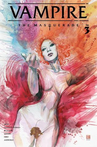 Vampire: The Masquerade #3 (Mack Cover)