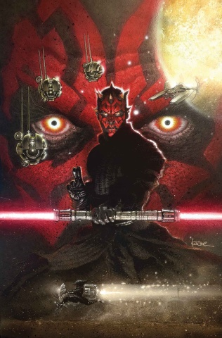 Star Wars: Darth Maul #5 (Andrews Cover)