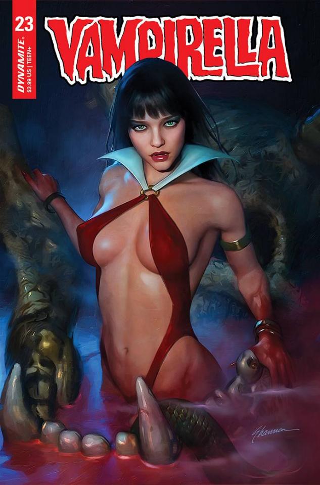 Vampirella #23 (Maer Cover)