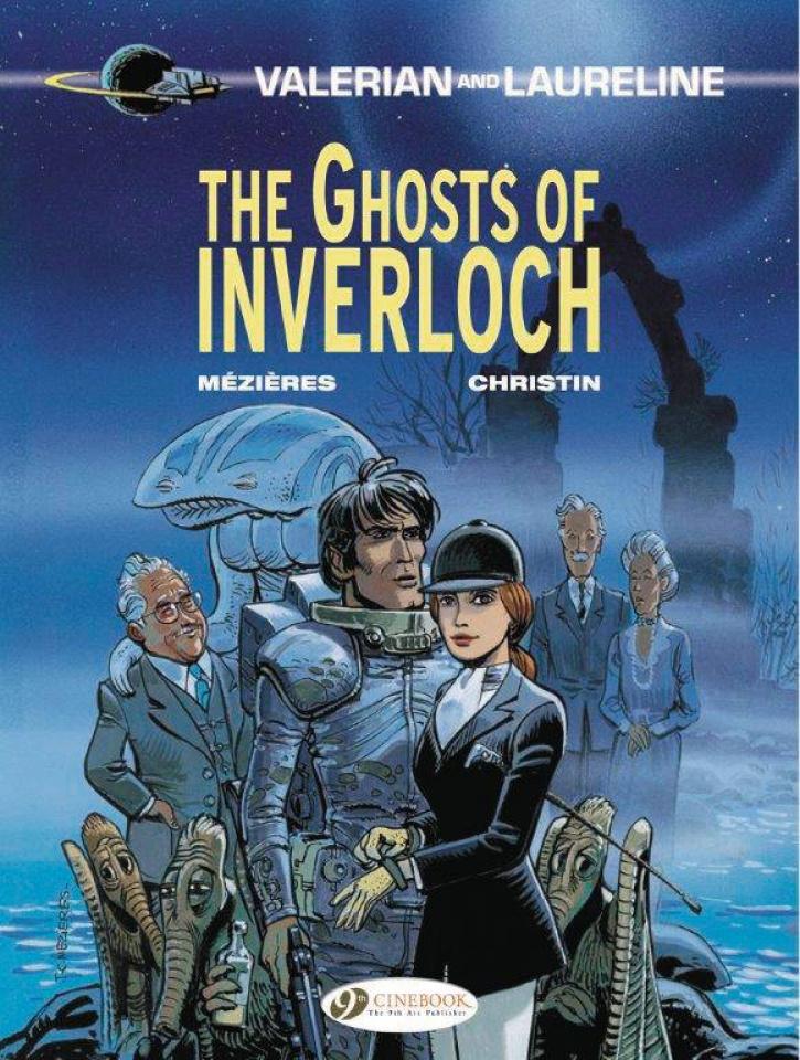 Valerian Vol. 11: The Ghosts of Inverloch