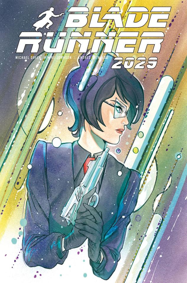 Blade Runner 2029 #2 (Momoko Cover)