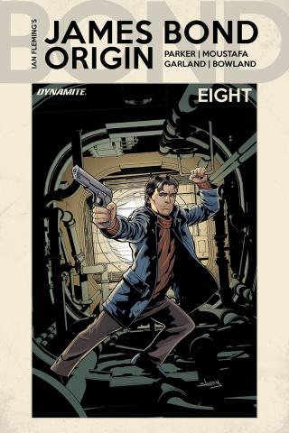 James Bond: Origin #8 (Sliney Cover)
