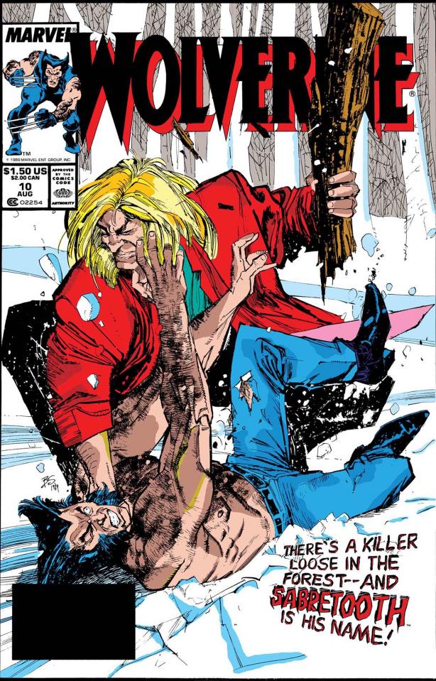 Wolverine vs. Sabretooth #1 (True Believers)