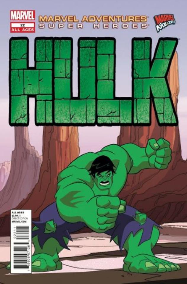 Super Heroes #22