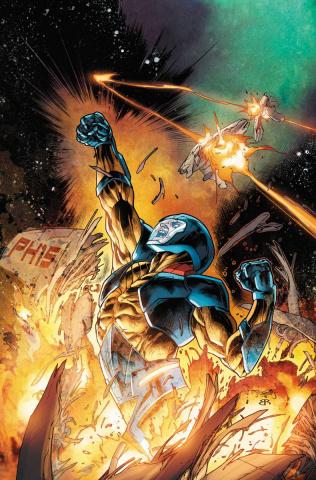X-O Manowar #36 (10 Copy Segovia Cover)