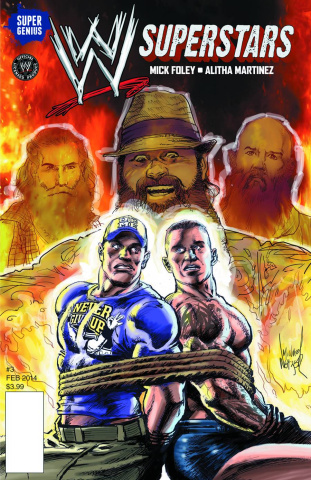 WWE Superstars #3