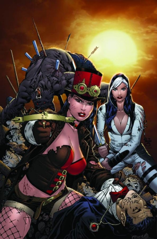 Grimm Fairy Tales: Hunters - Shadowlands
