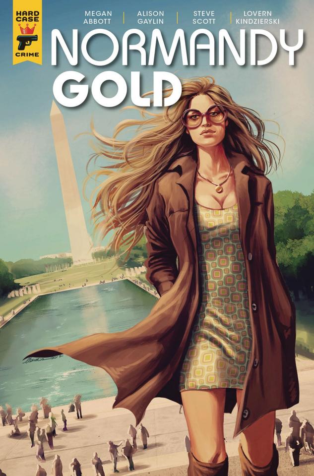 Normandy Gold #5 (Ianniciello Cover)