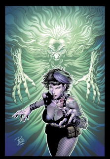 Spirit Hunters #4 (Rei Cover)