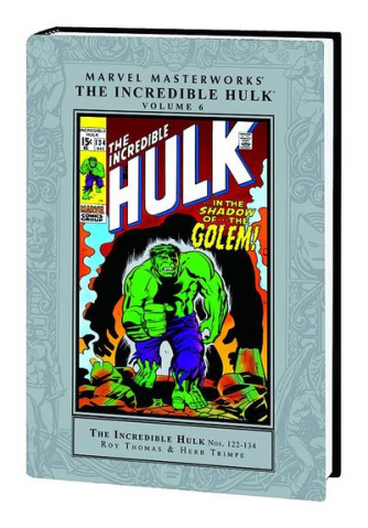 The Incredible Hulk Vol. 6 (Marvel Masterworks)