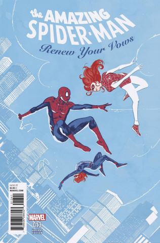 The Amazing Spider-Man: Renew Your Vows #13 (Walsh Cover)