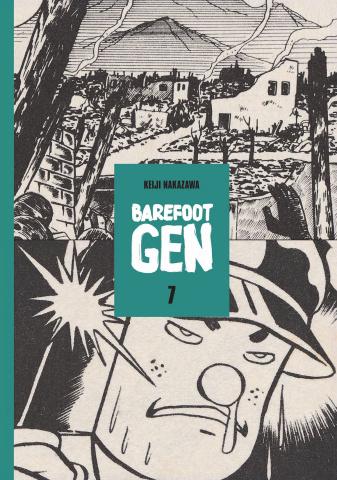 Barefoot Gen Vol. 7