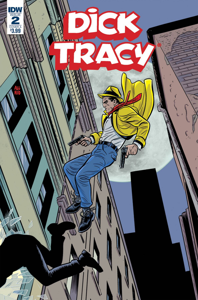 Dick Tracy: Dead or Alive #2 (Allred Cover)