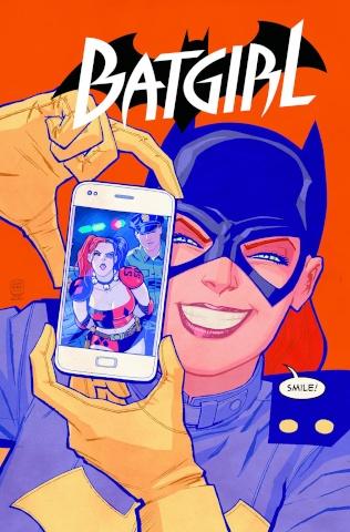 Batgirl #39 (Harley Quinn Cover)