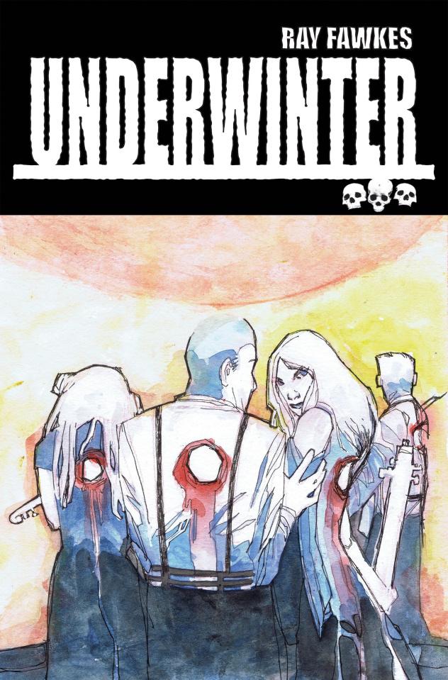 Underwinter #6 (Quartet Cover)