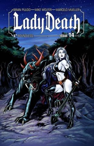 Lady Death #14