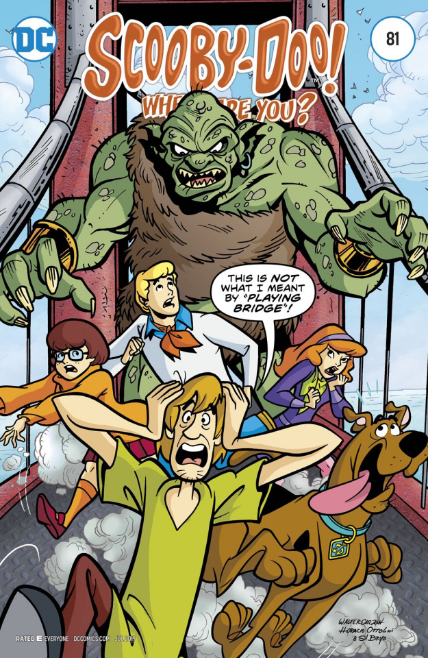 Scooby-Doo! Where Are You? #81
