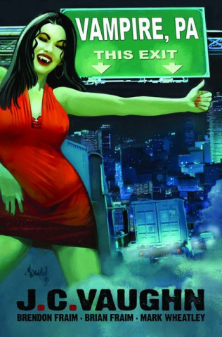 Vampire PA: Pittsburgh Noir