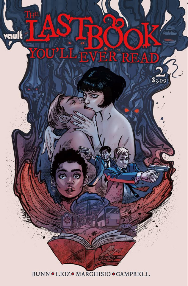 The Last Book You'll Ever Read #2 (Leiz Cover)
