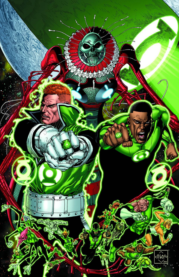 Green Lantern Corps: The Edge of Oblivion #3