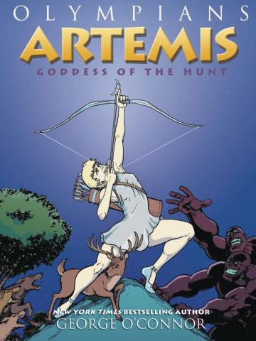 Olympians Vol. 9: Artemis
