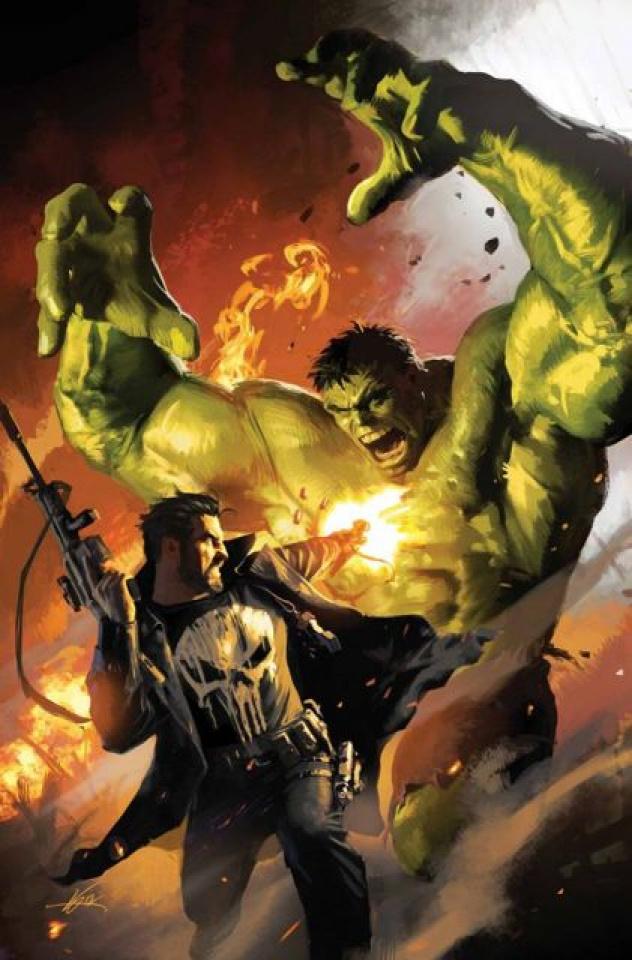 The Incredible Hulk #8