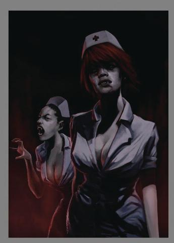 Vamp #3 (Free 5 Copy Cover)