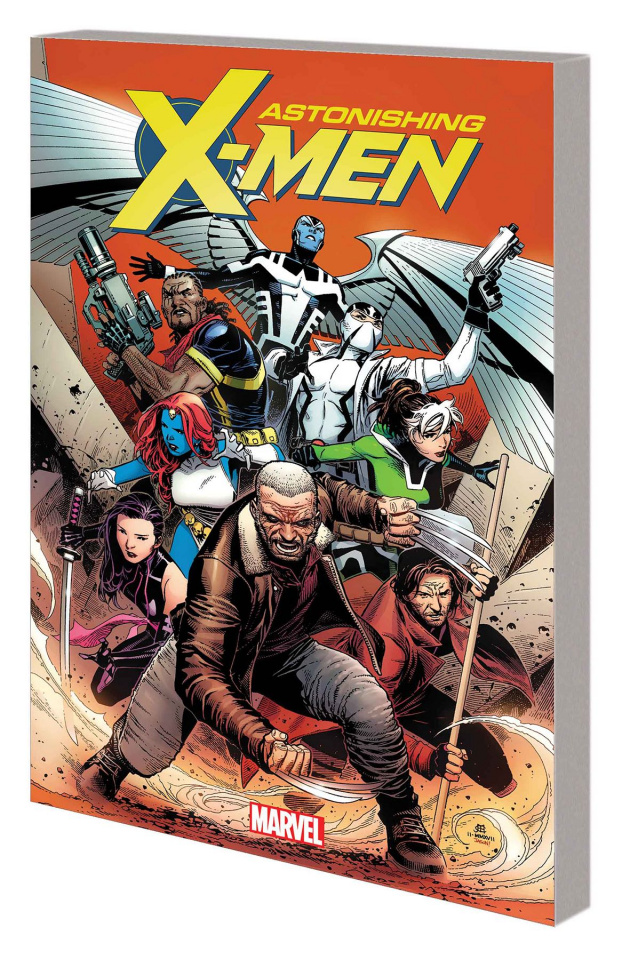 Astonishing X-Men Vol. 1: Life of X