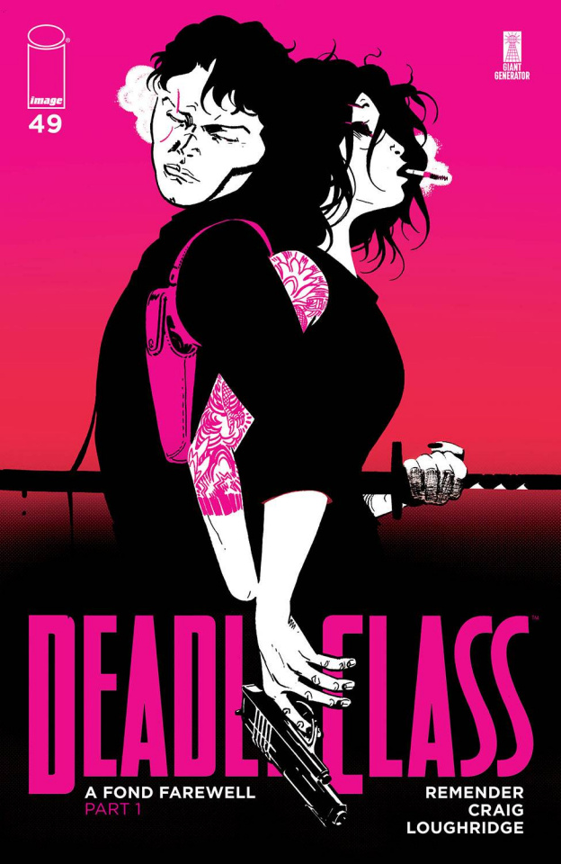 Deadly Class #49 (Craig Cover)
