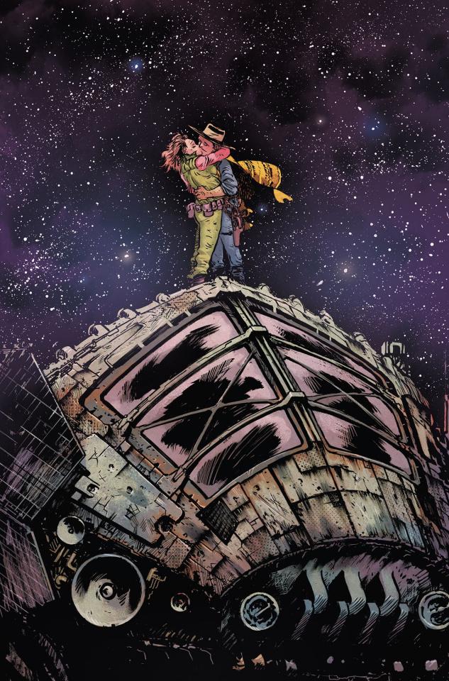 Firefly #15 (15 Copy Johnson Cover)