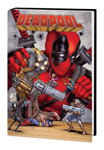 Deadpool: Minibus 2