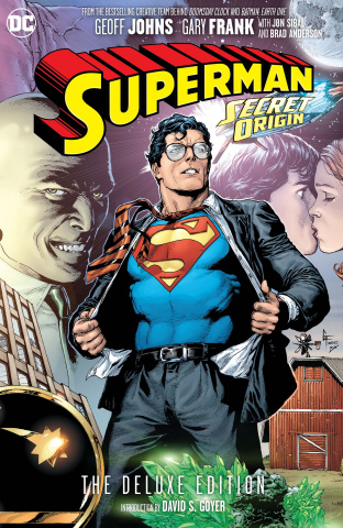 Superman: Secret Origin (Deluxe Edition)
