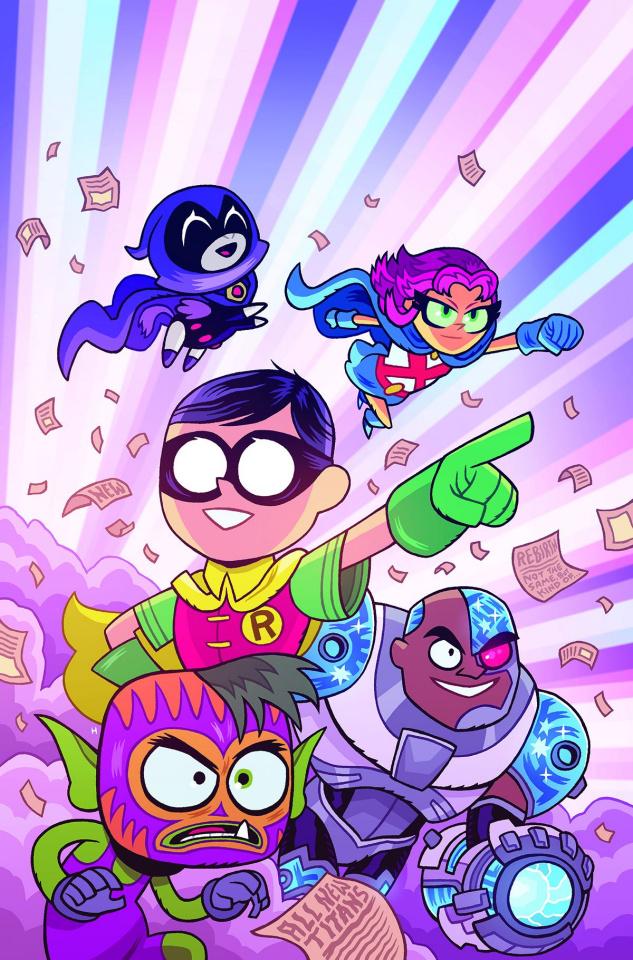 Teen Titans Go! #18
