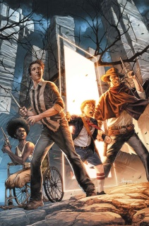 The Dark Tower: The Drawing of the Three - The Sailor #4