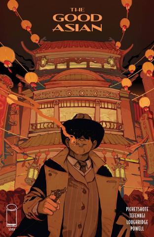 The Good Asian #7 (Chuaynukoon Cover)