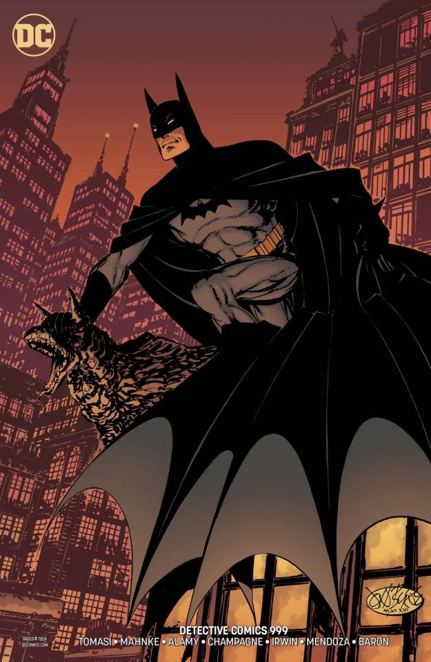 Detective Comics #999 (Variant Cover)