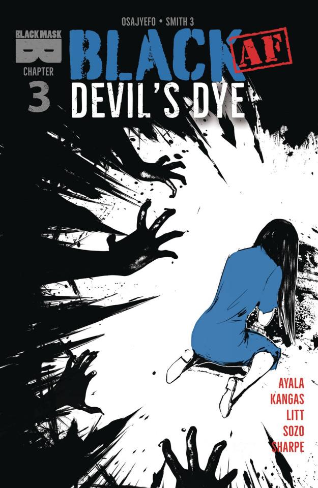 Black AF: Devil's Dye #3
