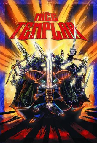 Mice Templar: The Legend #11 (Santos & Free Cover)