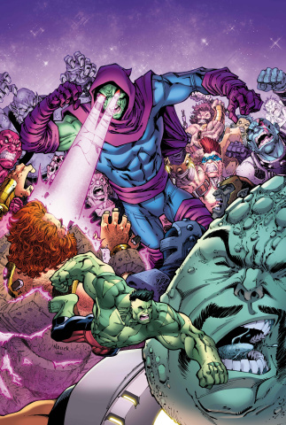 Infinity Wars: Sleepwalker #2