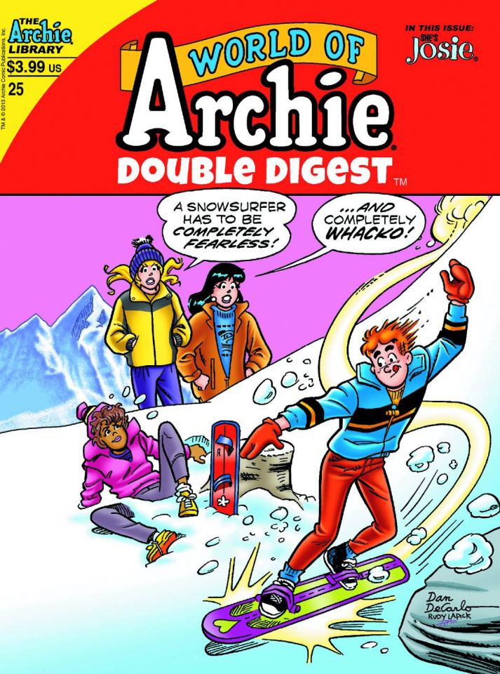 World of Archie Double Digest #25